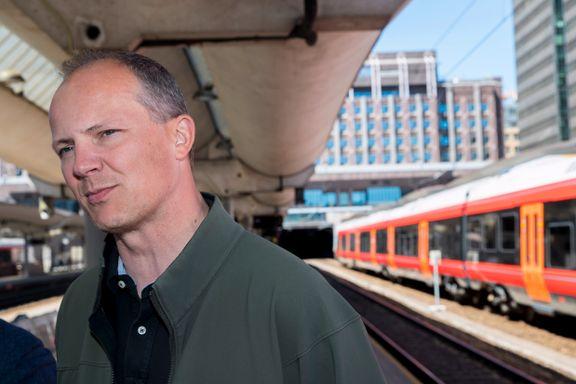 Jernbanesatsingen er på rett spor – skrev Solvik-Olsen. Her er faktaene som bestrider påstanden.