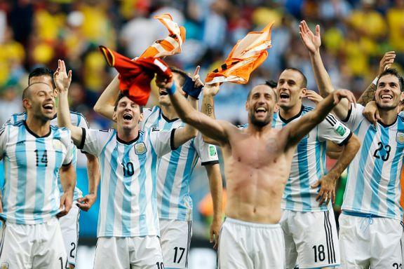 - Dette er langt fra tidenes beste VM