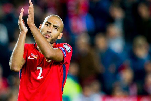 Aleesami: - Jeg vil ikke «jinxe» det, men vi skal slå San Marino
