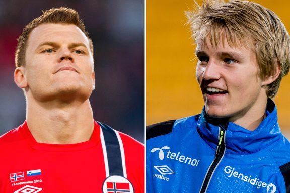 Riise ber Ødegaard følge i hans fotspor