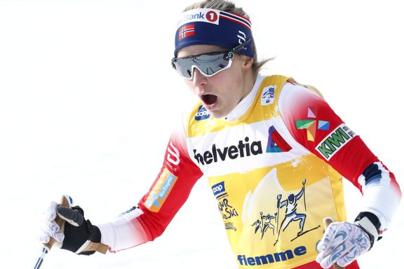 Johaug brølte av glede etter overraskende prestasjon – Jacobsen med kjempeløp