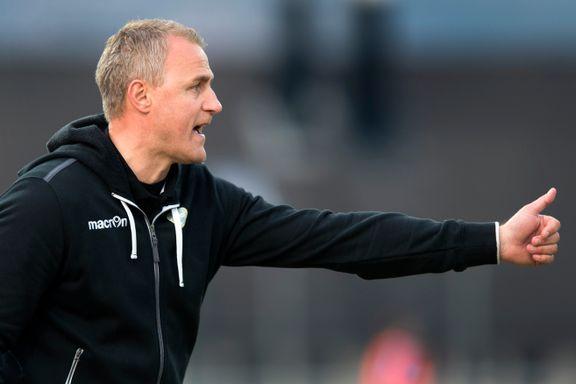 Sandnes Ulf-treneren: – Dette smerter i hele meg