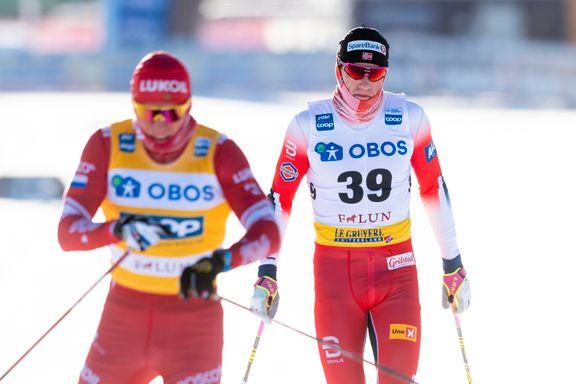 VM blir fort en kamp mellom Bolsjunov og Norge