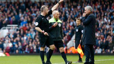 FA avslører: Disse ordene fikk Mourinho suspendert