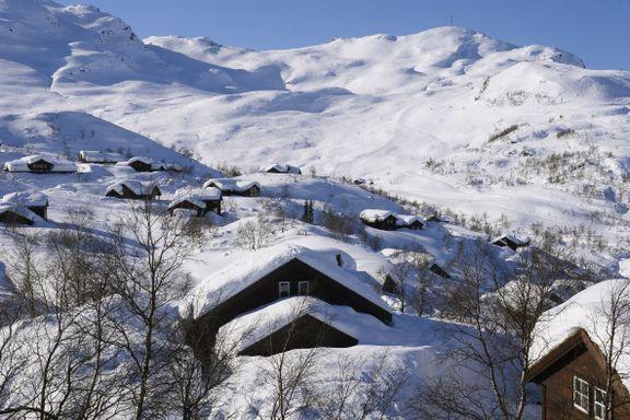 Hytta opna døra inn til ei ny verd for Gundys og Terje Bøifot