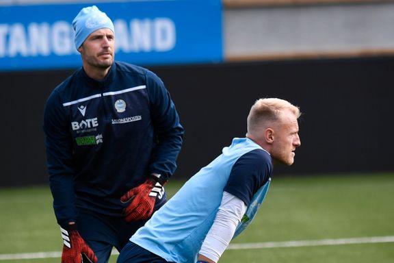 Sandnes Ulf bytter keeper