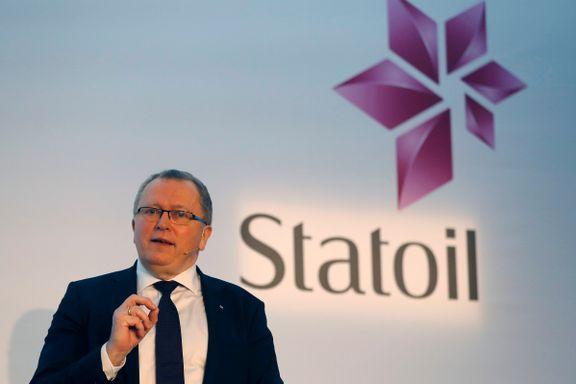 Dårlige resultater biter ikke på Statoil   Ola Storeng.