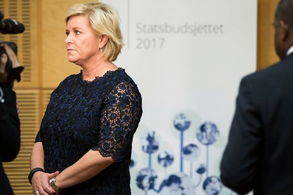 Forgjengere gir Siv Jensen aksjeråd for oljefondet