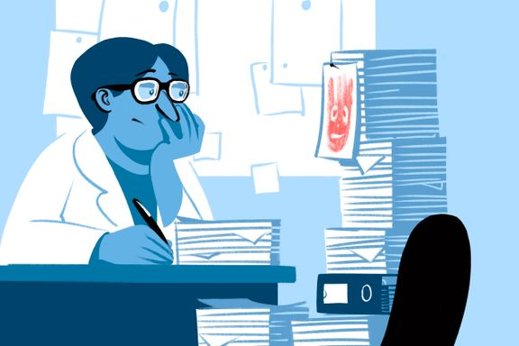 Slik skal det bli lettere å få informasjon om pasientene