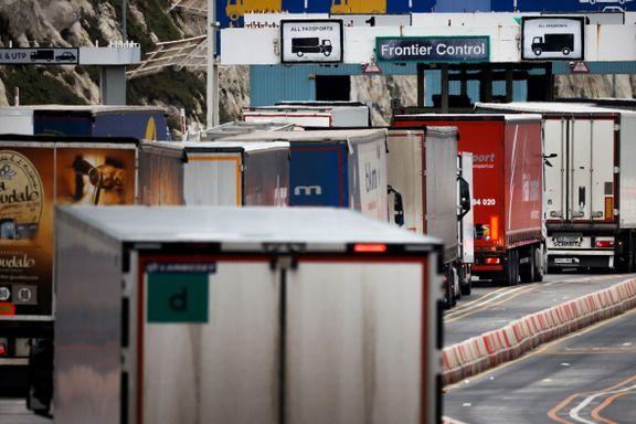 Syv uker ut i brexit: Slik går det med norske varer inn til Storbritannia