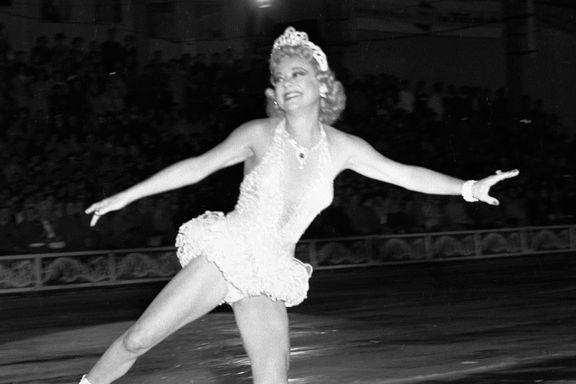 Hun ble idrettens første Hollywood-stjerne – men for stor for hjemlandet Norge