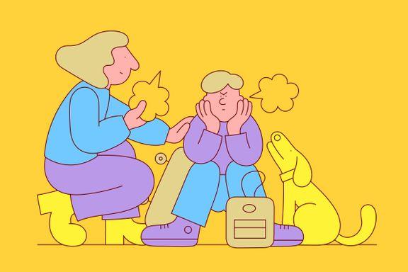Psykolog: Sinne hos barn er en viktig følelse. Slik råder hun foreldre til å håndtere sinte barn.