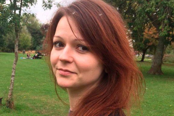 Julia Skripal er ute av sykehuset: – Ingen snakker for meg og min far