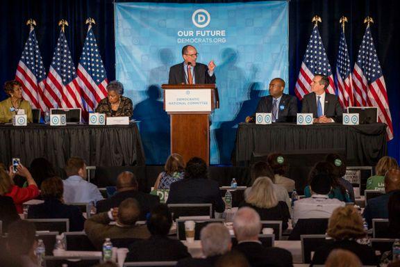 Demokratene valgte Tom Perez som ny partileder