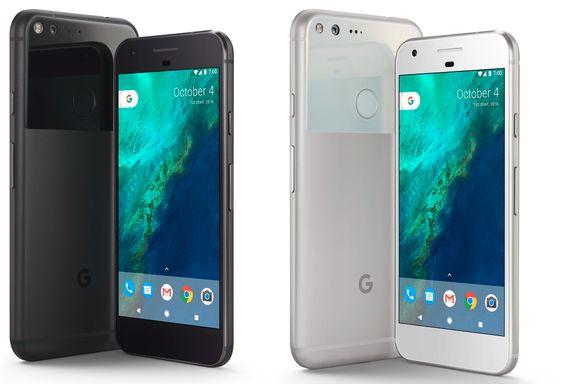 Google Pixel: slik ser den ut