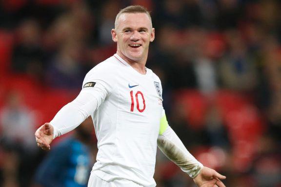 Rooney takket av med engelsk storseier: – Dette vil jeg huske lenge
