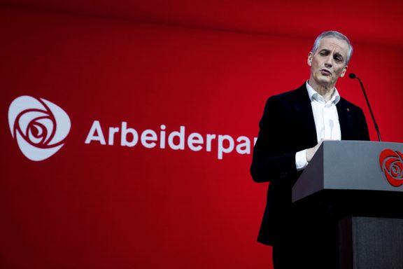 Disse stridssakene vil Støre stoppe: – Norge er en energinasjon, ikke en oljenasjon