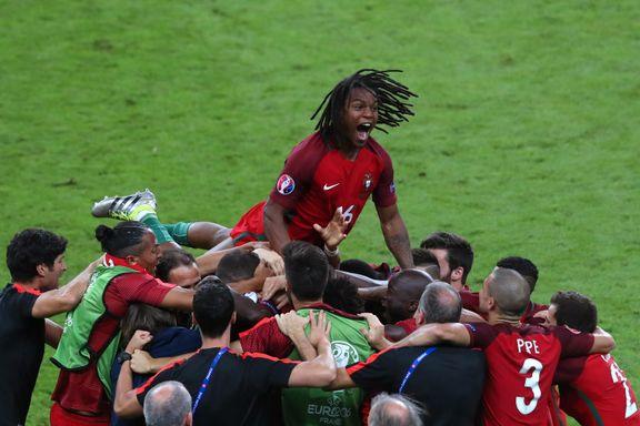 Floppen ordnet Ronaldos største øyeblikk