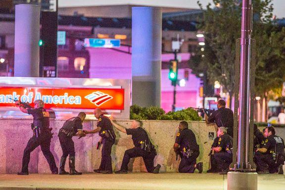 Politidrapene i Dallas: Fant bombemateriale hjemme hos mistenkte