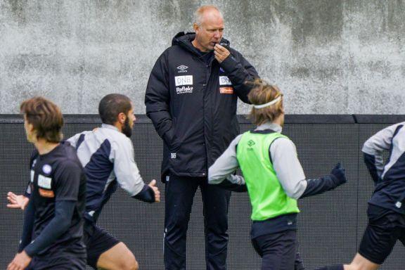 Full stans for idretten i Oslo-regionen: Treningsstopp for fotballklubbene og Olympiatoppen stengt
