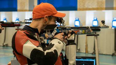 OL-boikott knuste farens drøm: Nå har sønnen sjansen til å virkeliggjøre den