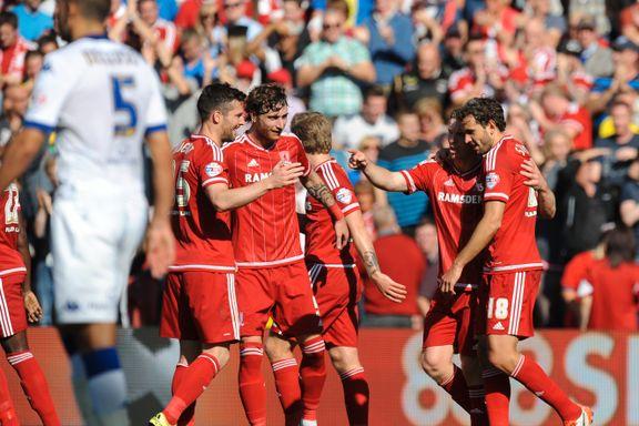 Röslers Leeds fikk stryk av Middlesbrough