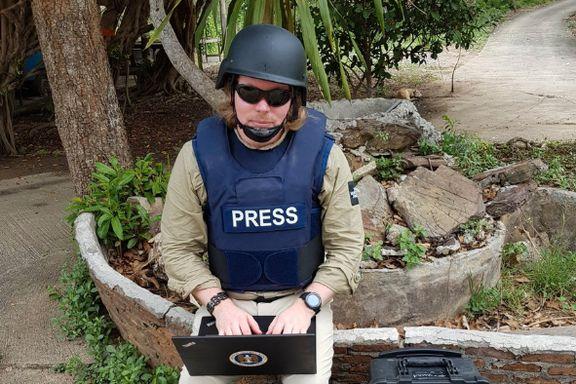 WikiLeaks-medarbeider meldt savnet i Bodø