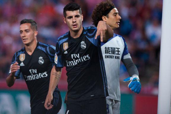 Real Madrid hvilte stjernene, men lekte med stakkars Granada