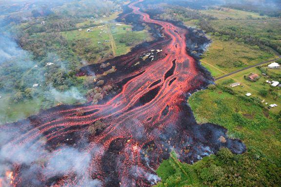 Lavaen på Hawaii har nådd Stillehavet. Nå sprer giftig damp seg i luften.