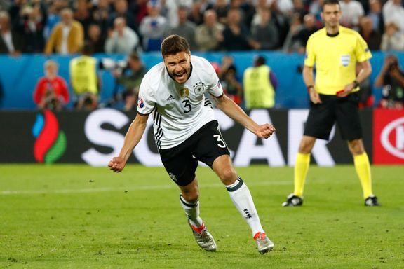 Tyskland til semifinale etter utrolig straffedrama mot Italia