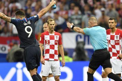 Flere historiske øyeblikk: Dette skjedde for første gang i en VM-finale