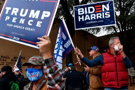 Hva bør du følge med på? Her er din guide til USA-valgnatten.