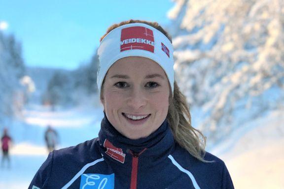 Disse grepene løftet Anna (28) til verdenstoppen – nå er hun klar for sin første Tour de Ski