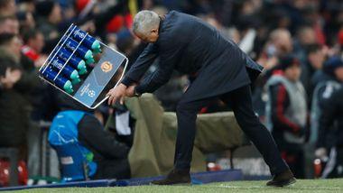 Her mister Mourinho besinnelsen etter overtidsscoring