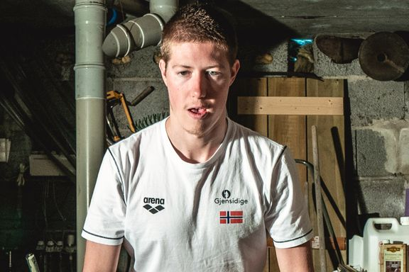 Henrik Christiansens nye «treningsstudio» vekker oppsikt