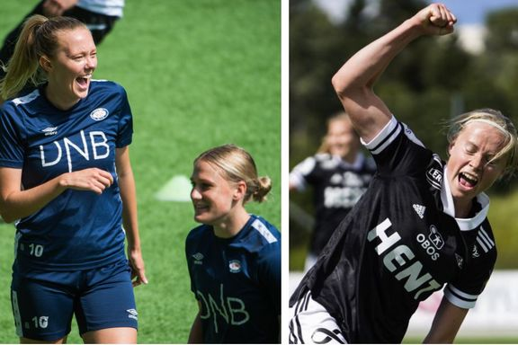 VIF og RBK møtes i storkamp: – Jeg er ikke så glad i Rosenborg