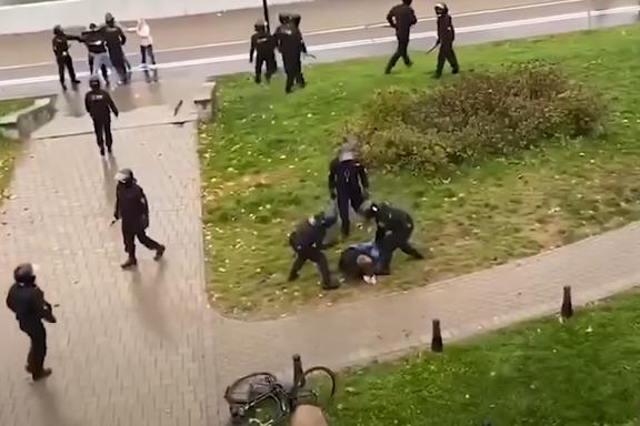 Bjørndalens svoger ble banket opp i Hviterussland. Nå får politiet skyte med skarpt.