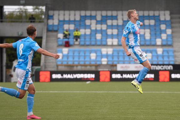 Sandnes Ulf med pangstart – avgjorde drama på tampen