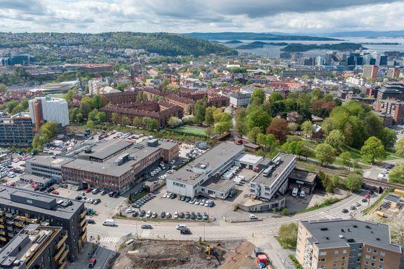 NRK fikk viljen sin og skal flytte hit. Men noen ønsker fortsatt å bygge et luftslott i stedet.