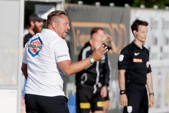 Levanger-treneren har avslått klubbens nye kontraktstilbud