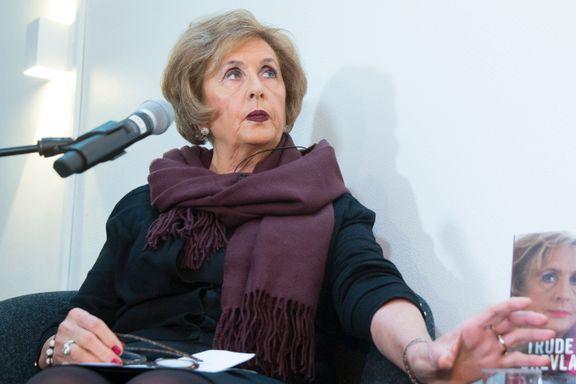 Innstiller Trude Drevland som nytt medlem av Kringkastingsrådet