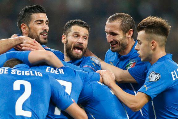 Ekspertens dom spiller for spiller: Så mye bedre er Italia enn Norge