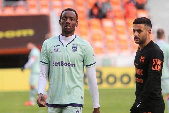 Bizoza har store ambisjoner: Vil spille i Premier League, Champions League og på landslaget