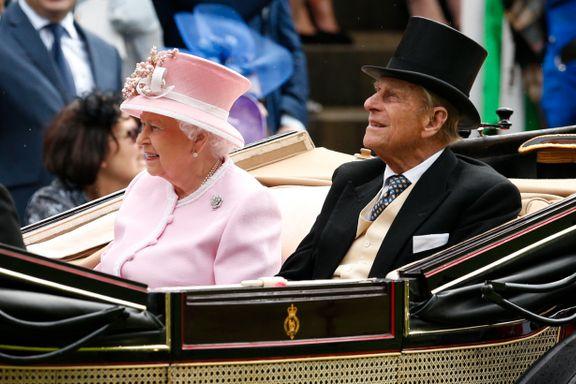 Prins Philip trekker seg tilbake