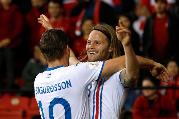 Birkir Bjarnason før Messi-møtet: – Vi kan slå hvem som helst