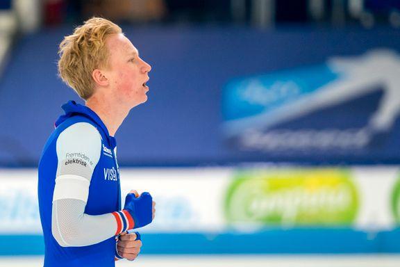 Med hjelp fra lagkameratene ristet Kongshaug av seg skuffelsen: – En ny start