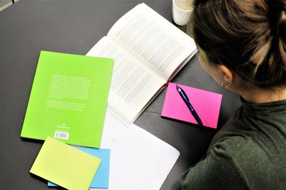 På jakt etter gode karakterer? Det kan være lurt å droppe notater.