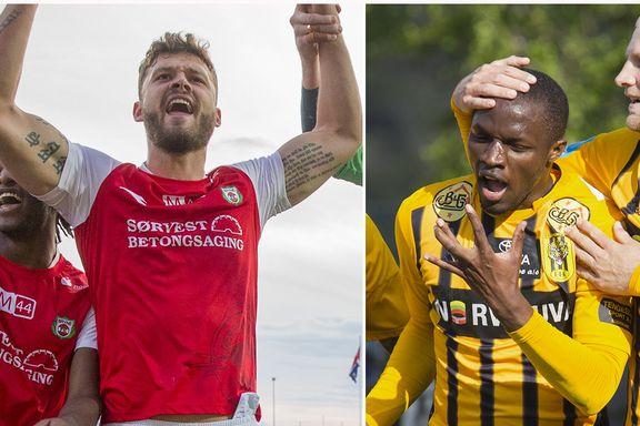 Les deg opp før sesongstart: Disse to lokale lagene er opprykksfavoritter i 2. divisjon