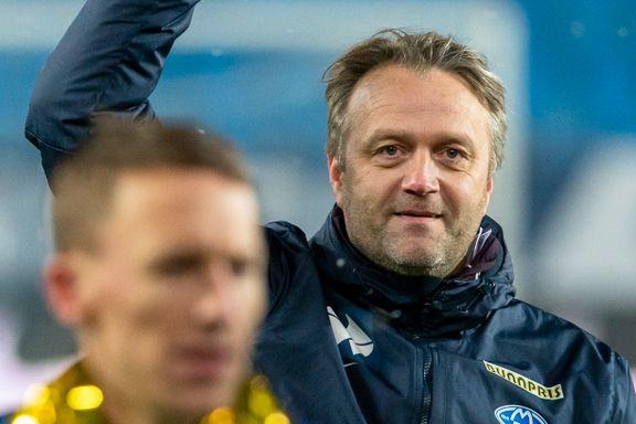 Molde-treneren skal på studietur til utenlandsk klubb