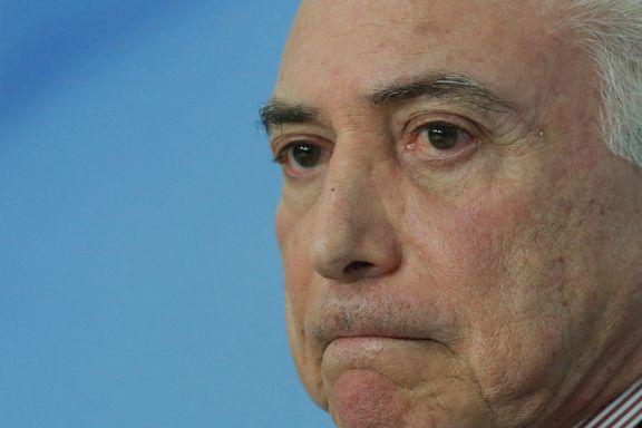 Brasils ekspresident løslatt
